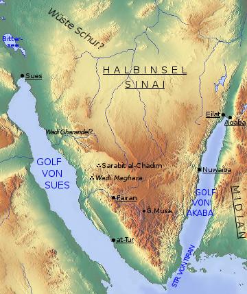 landnahme israel karte